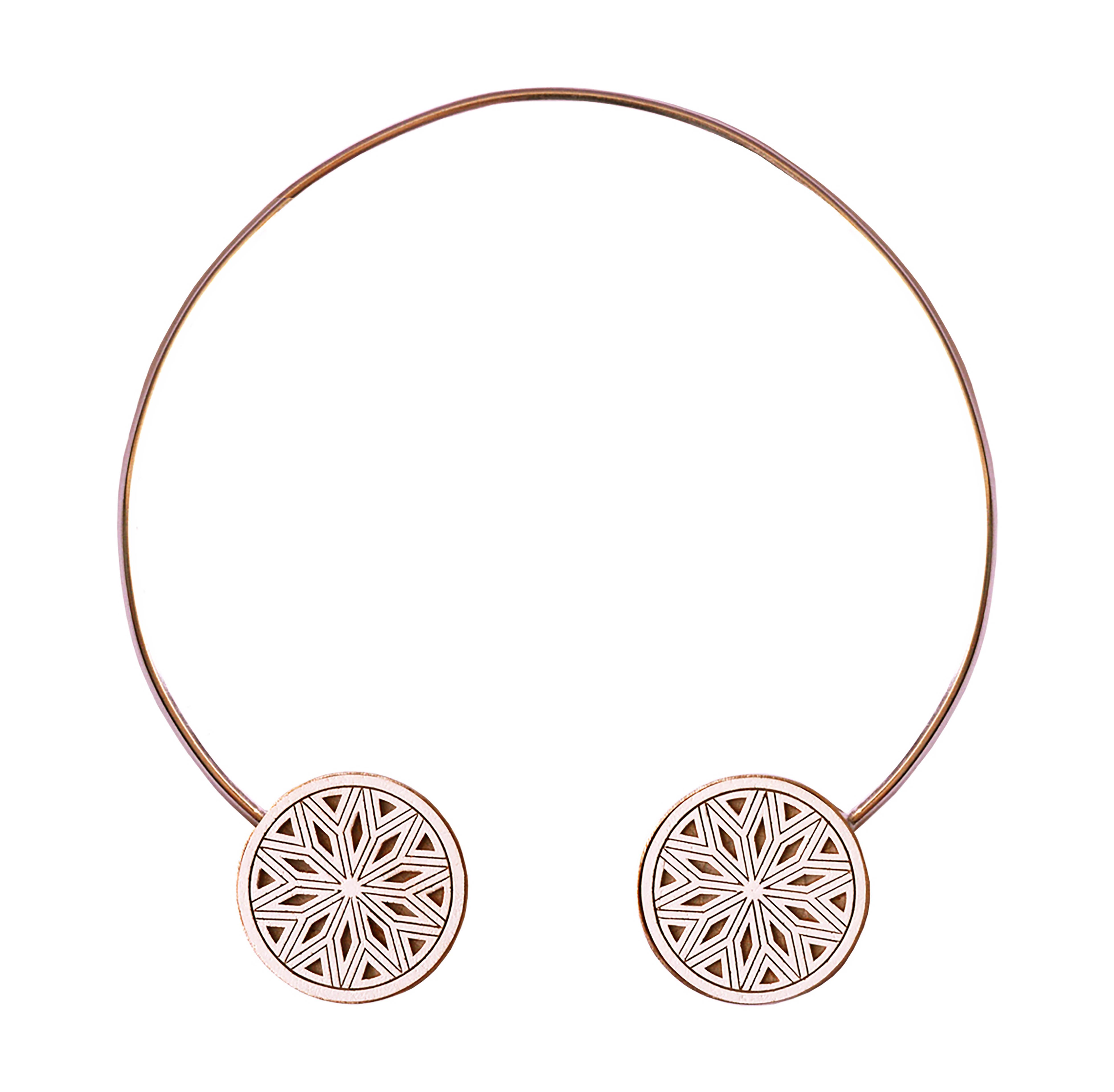 Jaipur Hasli Necklace