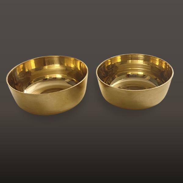 Kansa Bowls (Set of 2)
