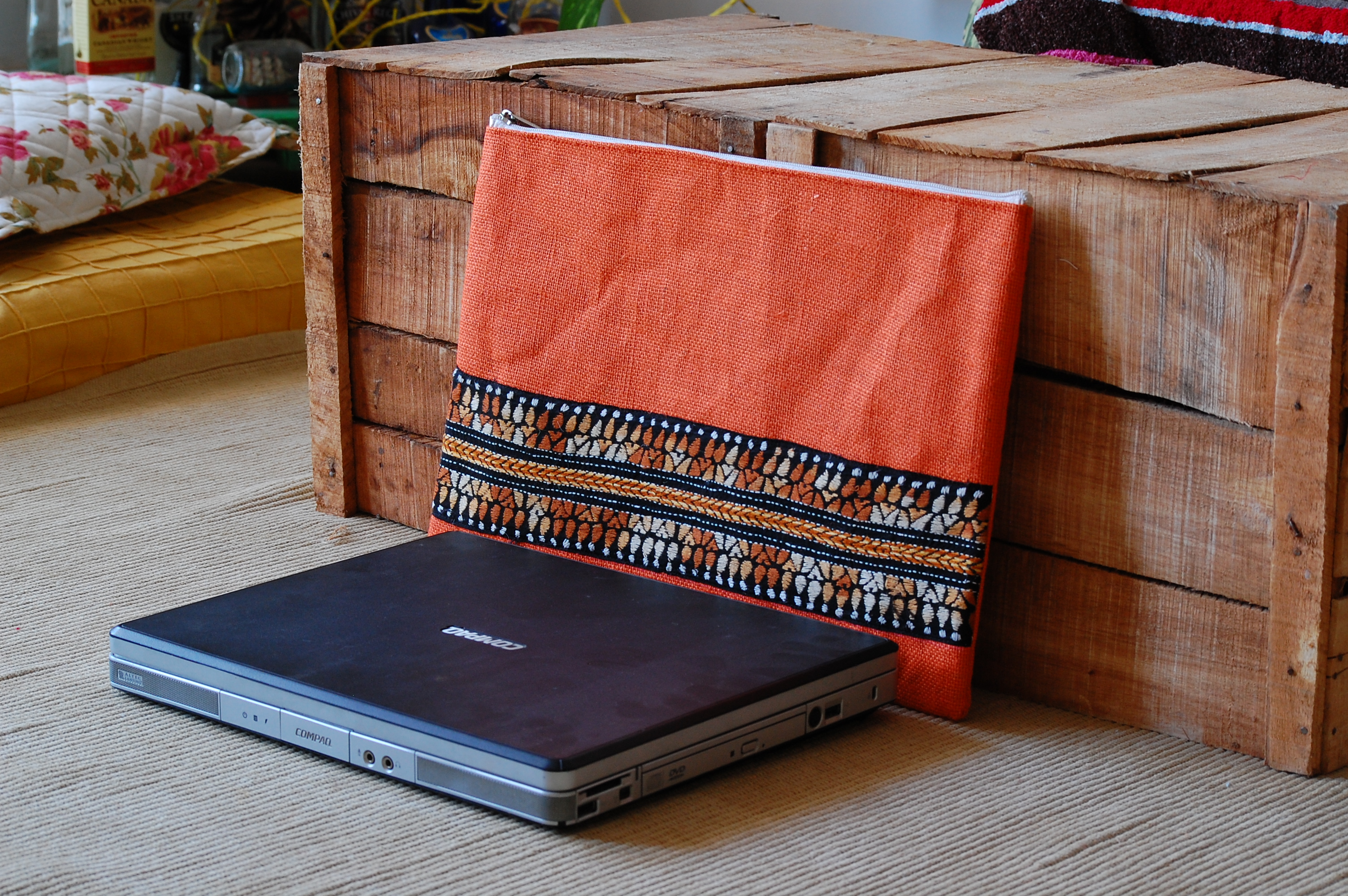 Kantha Laptop Sleeve