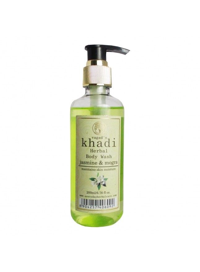 Khadi Jasmine & Mogra Body Wash