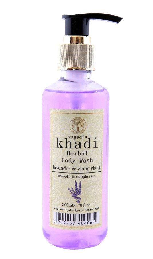 Khadi Lavender & Ylang Ylang Body Wash