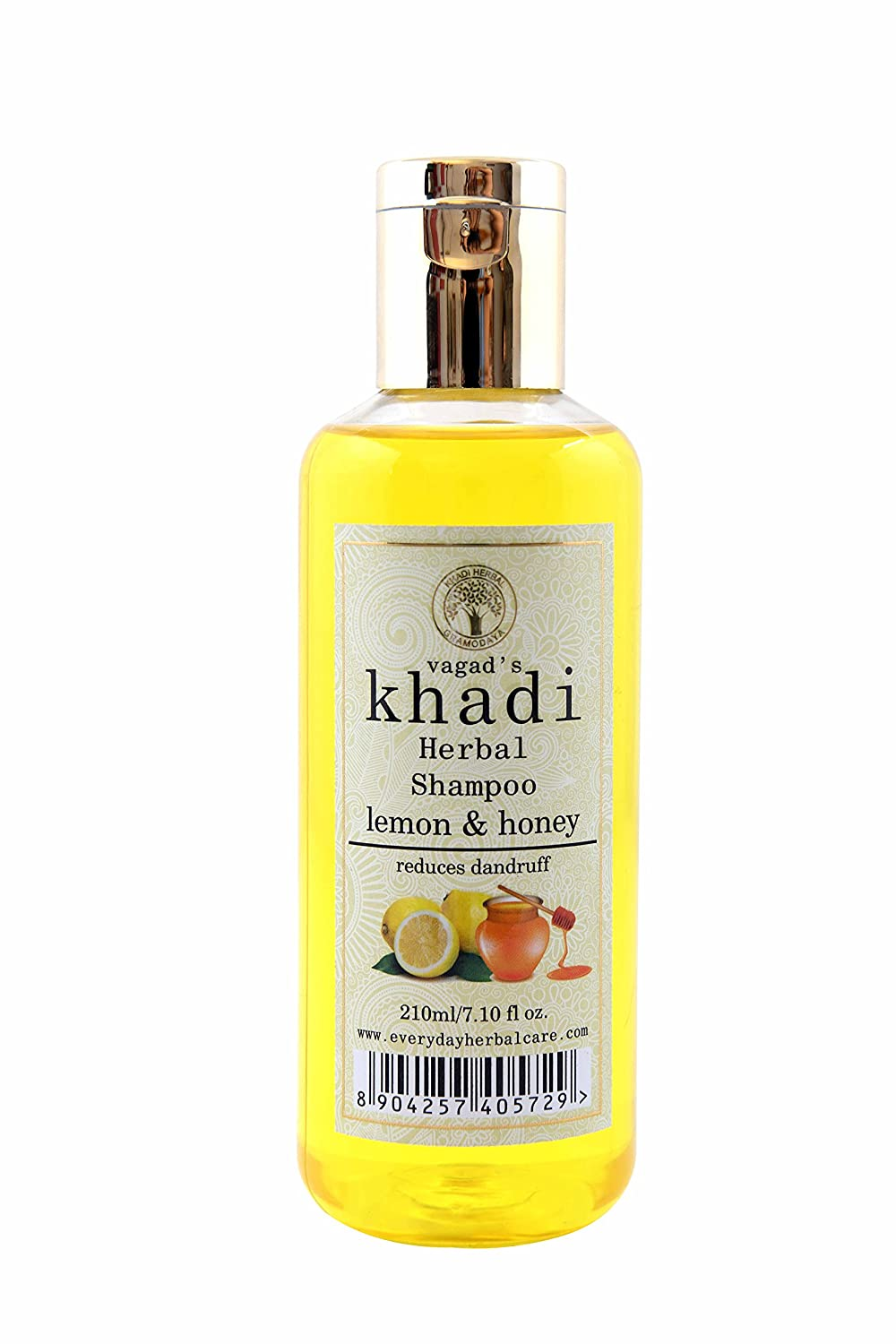 Khadi Lemon & Honey Shampoo
