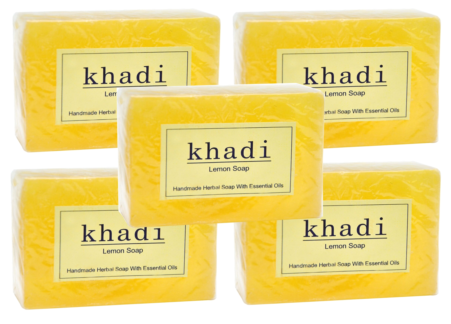 Khadi Lemon Soap