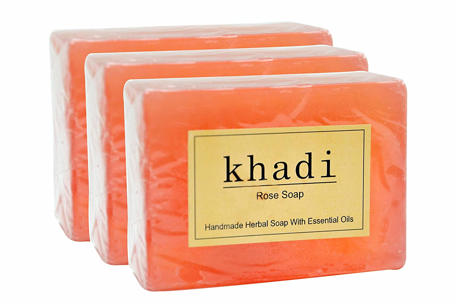 Khadi Rose Soap