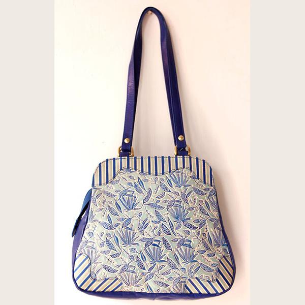 Ladies bag - leaf