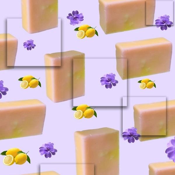 Lavender Lemon Soap Bar