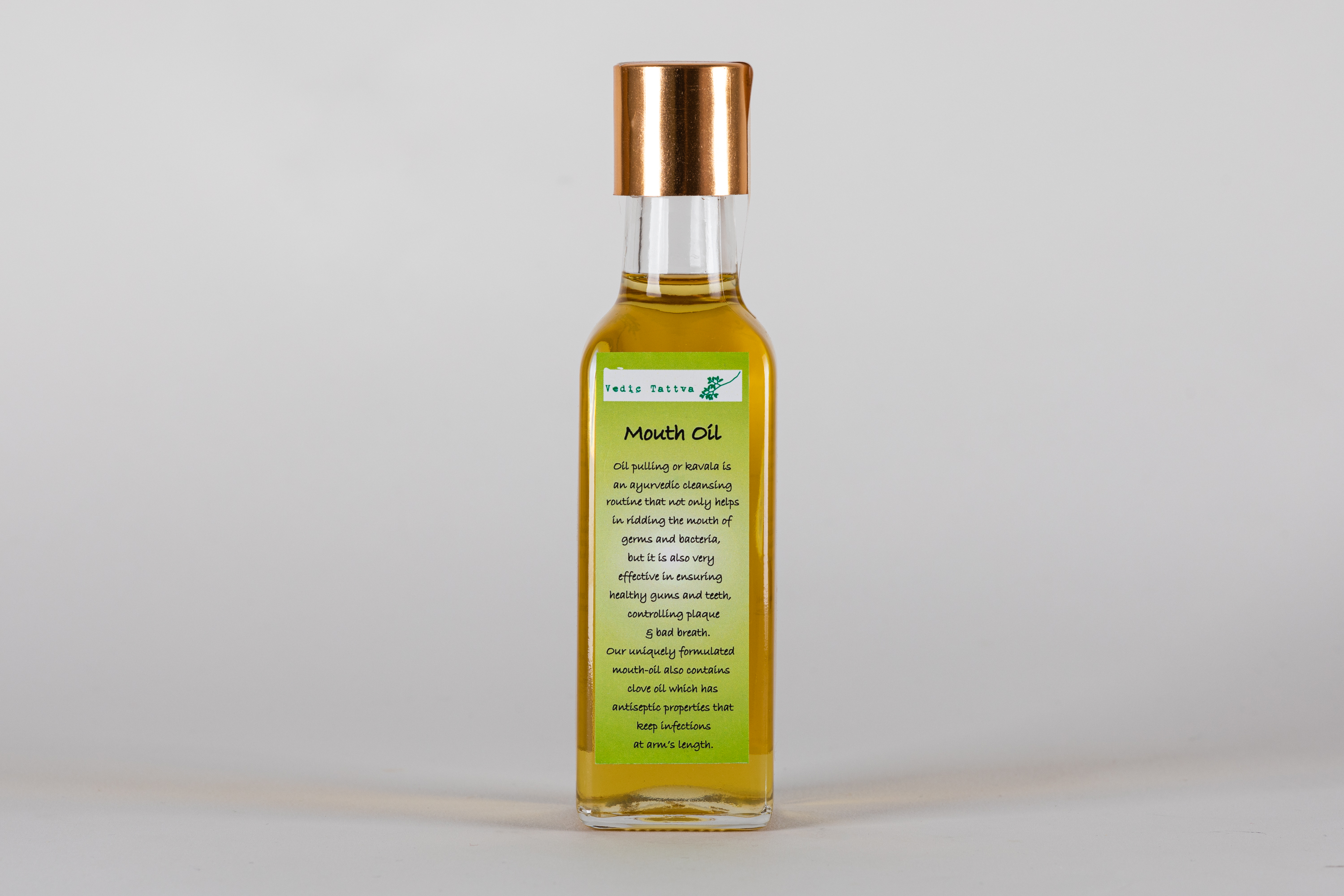 Mouth Oil