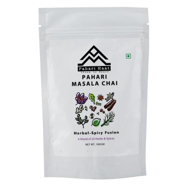 Pahari Masala Chai (A Unique Blend of 20 Herbs & Spices)