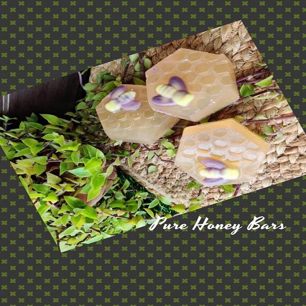 Pure Honey Bar