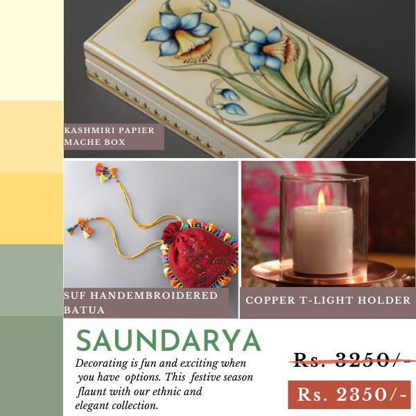 Saundarya Customized Collection