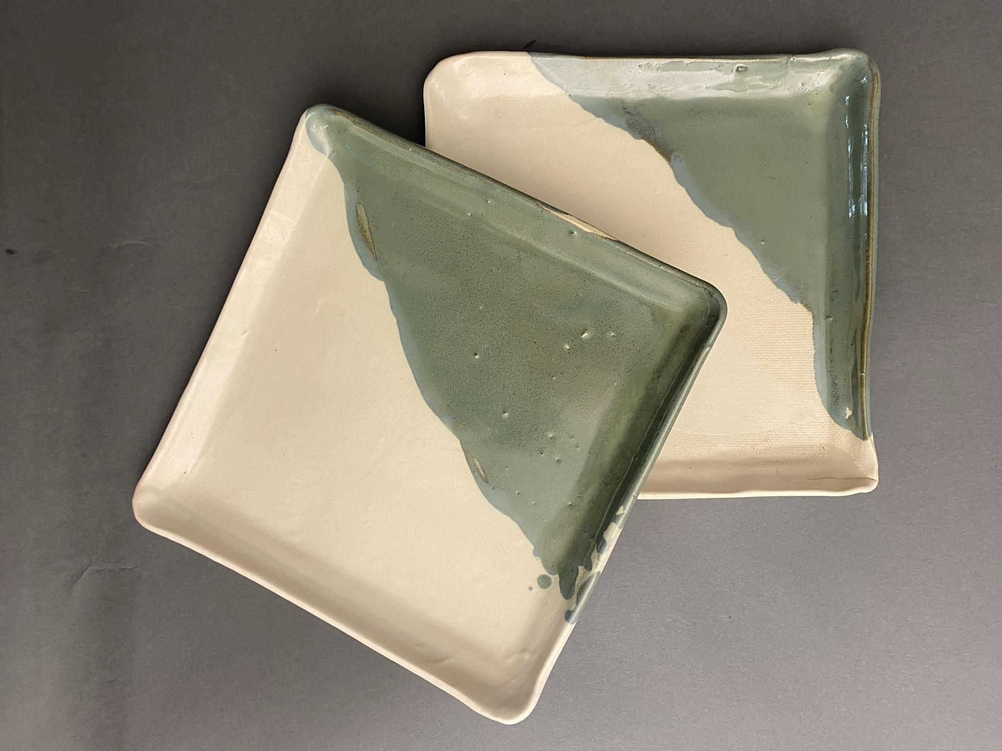Square Dinner Plates