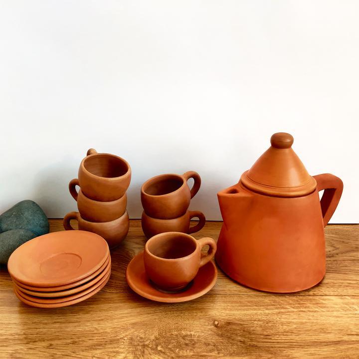 Tea Set Conical