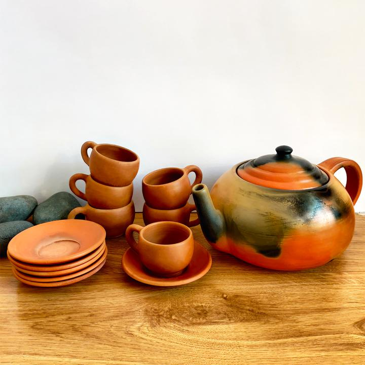Tea Set Designer - Double Baked