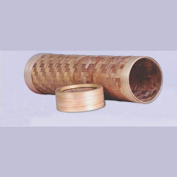 Traditional Handcrafted Bamboo multipurpose container