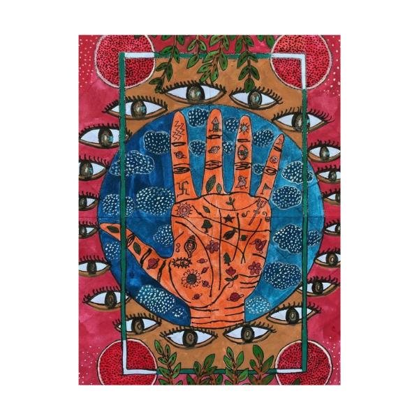 Universe Lies in Faith (Concept Artwork)