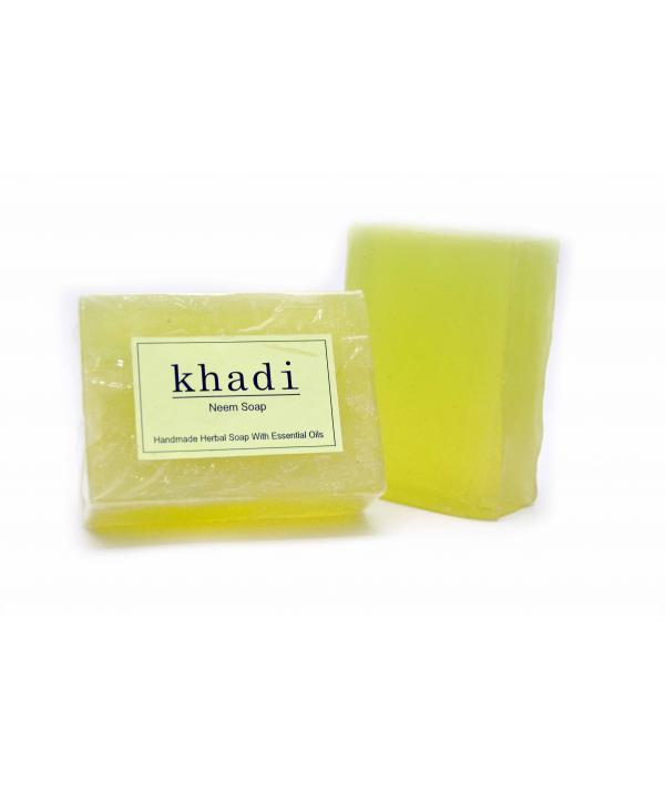 Vagad's Handmade Fabric Aloevera Soap