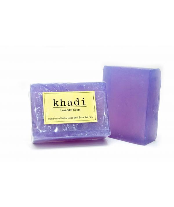 Vagad's Handmade Fabric Lavender Soap