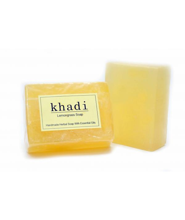 Vagad's Khadi Lemongrass Soap
