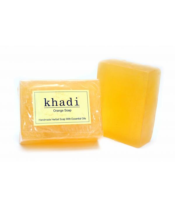 Vagad's Khadi Orange Soap