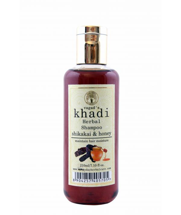 Vagad's Khadi Shikakai And Honey Shampoo