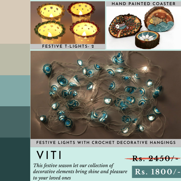 Viti Home Decor Collection