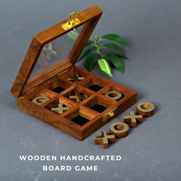 Wooden handcrafted Board game