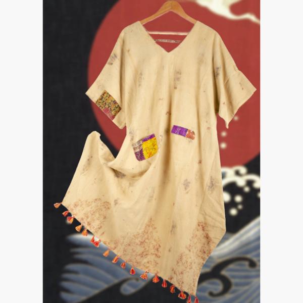 harad organic cotton dress