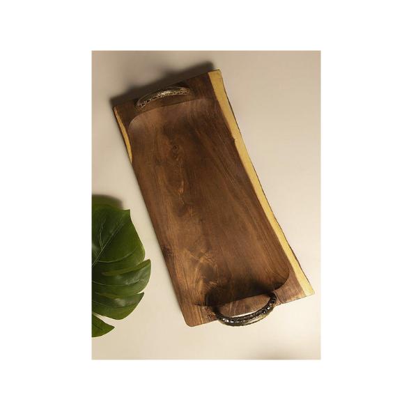 Wooden fancy tray(31)