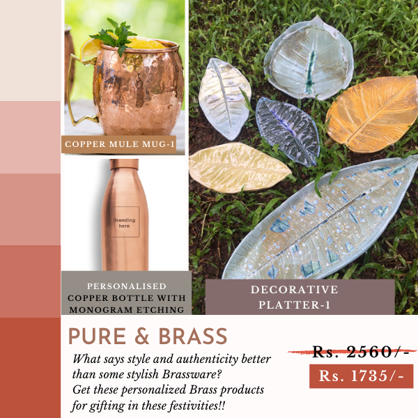 Pure & Brass