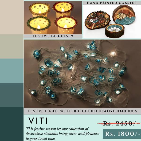 Viti Home Decor Collection
