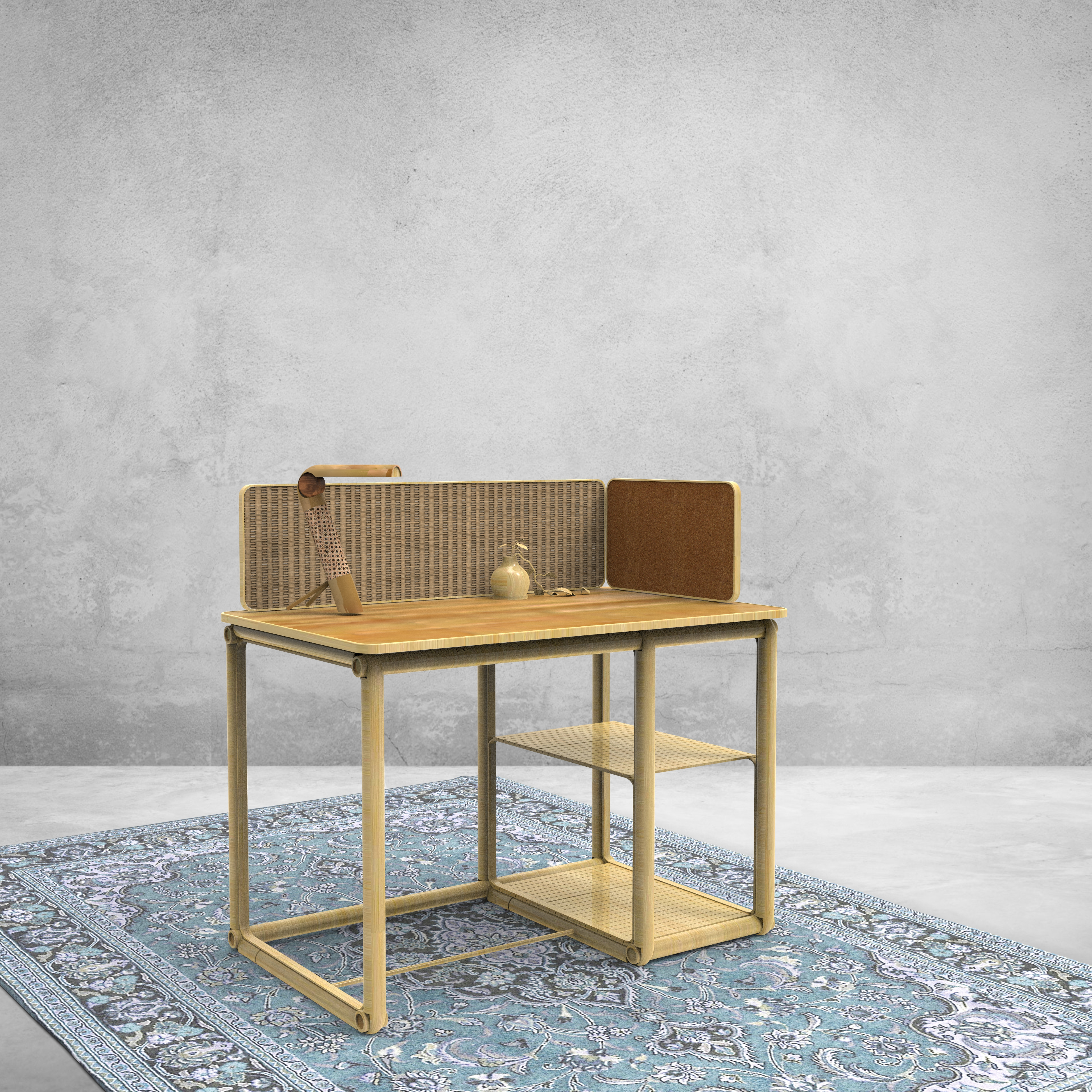 BAMBOO WFH TABLE