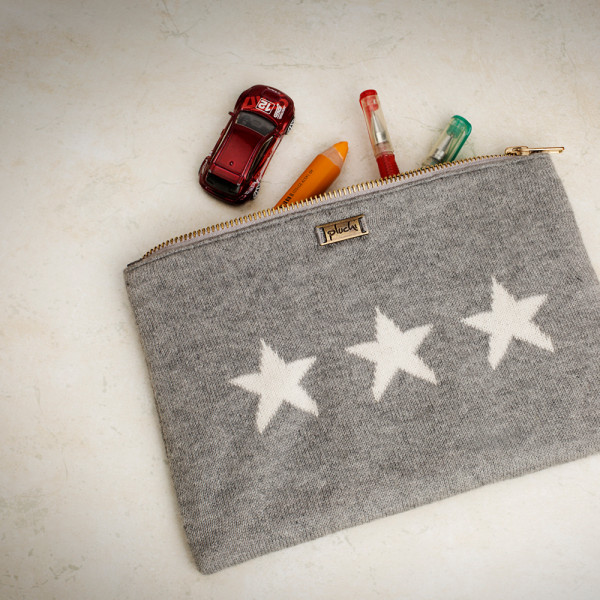 PLUCHI  COTTON STATIONERY TWINKLE STARS POUCH