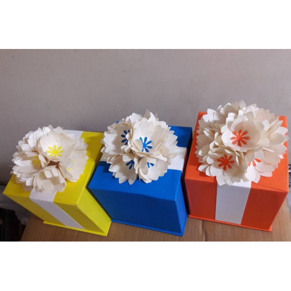 Gift Boxes (Set of 3)