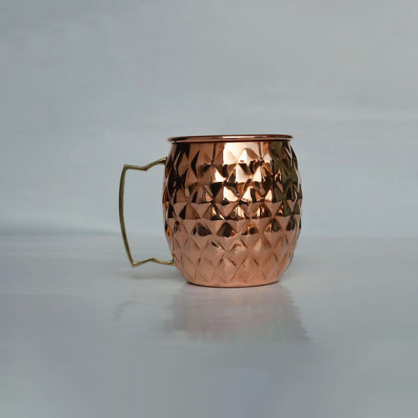SAT Brass Novelties Copper Moscow Mules