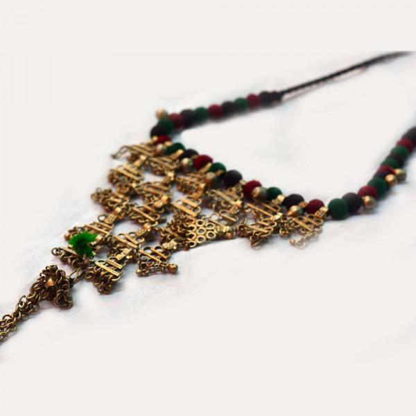 Banjara Afghani Necklace
