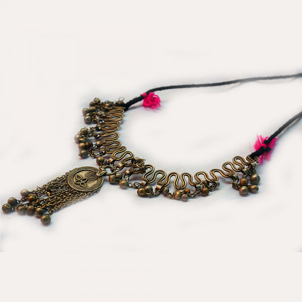 Kada Banjara Necklace