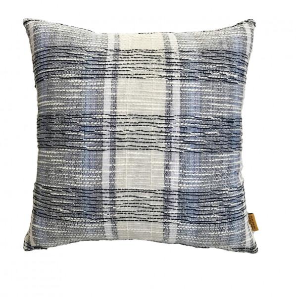 Varrsha Checked Weaving cushion